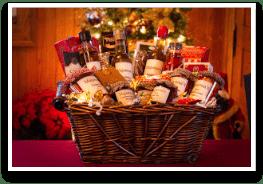 Gift Baskets from Mettaws Station Restuarant Kingsville